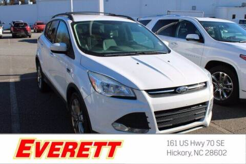 2014 Ford Escape for sale at Everett Chevrolet Buick GMC in Hickory NC