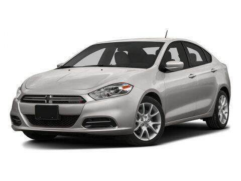 2016 Dodge Dart for sale at STG Auto Group in Montclair CA