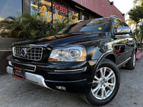 2013 Volvo XC90 for sale at Cars of Tampa in Tampa FL