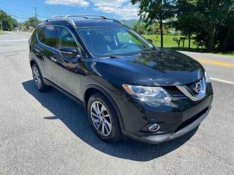 2015 Nissan Rogue for sale at THE AUTOMOTIVE CONNECTION in Atkins VA