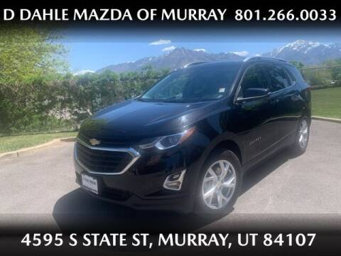 2019 Chevrolet Equinox for sale at D DAHLE MAZDA OF MURRAY in Salt Lake City UT