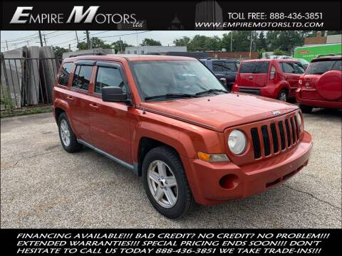 2010 Jeep Patriot for sale at Empire Motors LTD in Cleveland OH