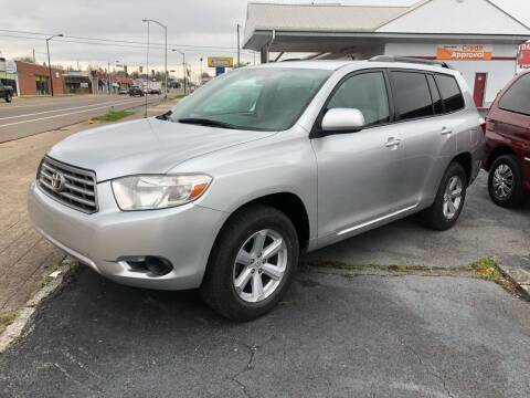 2010 Toyota Highlander for sale at All American Autos in Kingsport TN