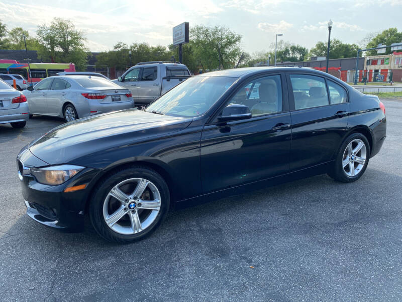 2014 BMW 3 Series for sale at BWK of Columbia in Columbia SC