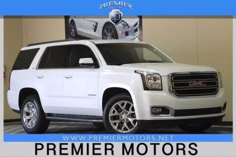 2016 GMC Yukon for sale at Premier Motors in Hayward CA