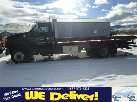 1998 Chevrolet C6500 for sale at QUALITY MOTORS in Salmon ID