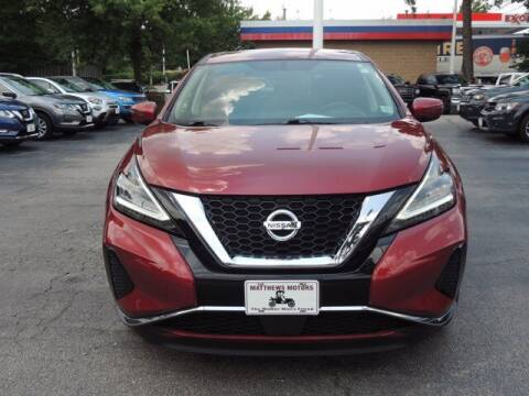 2019 Nissan Murano for sale at Auto Finance of Raleigh in Raleigh NC