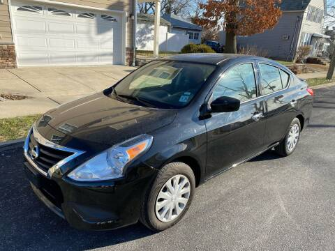 2019 Nissan Versa for sale at Jordan Auto Group in Paterson NJ