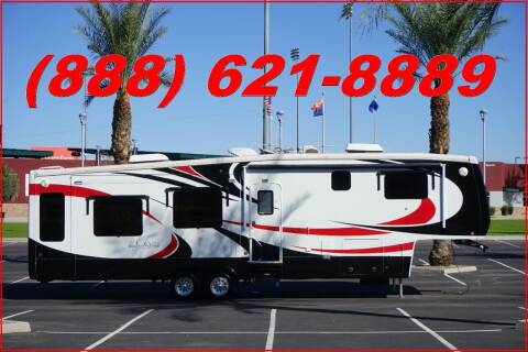 2012 DRV Select Suites for sale at AZMotomania.com in Mesa AZ