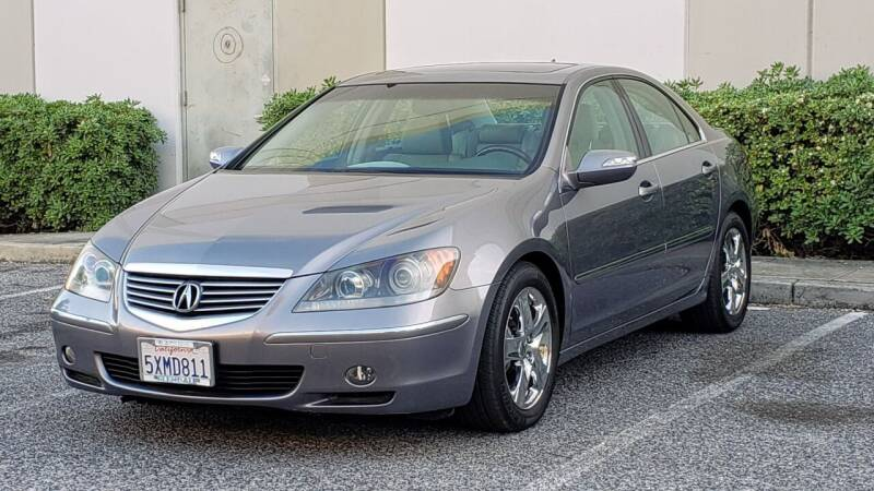 2006 Acura RL for sale at Carfornia in San Jose CA