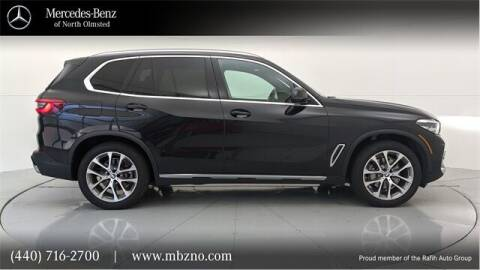 2019 BMW X5 for sale at Mercedes-Benz of North Olmsted in North Olmsted OH