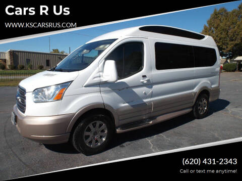 2017 Ford Transit Passenger for sale at Cars R Us in Chanute KS