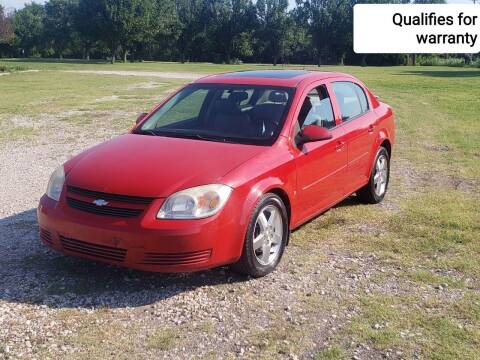2008 Chevrolet Cobalt for sale at NOTE CITY AUTO SALES in Oklahoma City OK