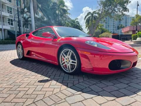 2007 Ferrari F430 for sale at DELRAY AUTO MALL in Delray Beach FL