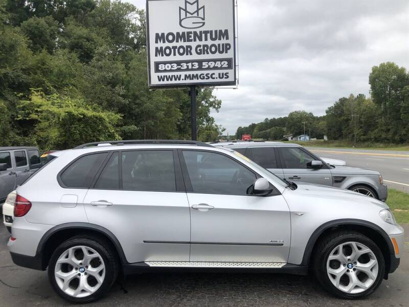 2013 BMW X5 for sale at Momentum Motor Group in Lancaster SC