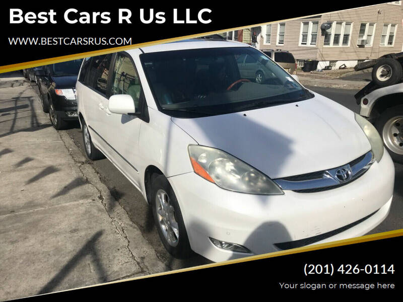 2006 Toyota Sienna for sale at Best Cars R Us LLC in Irvington NJ