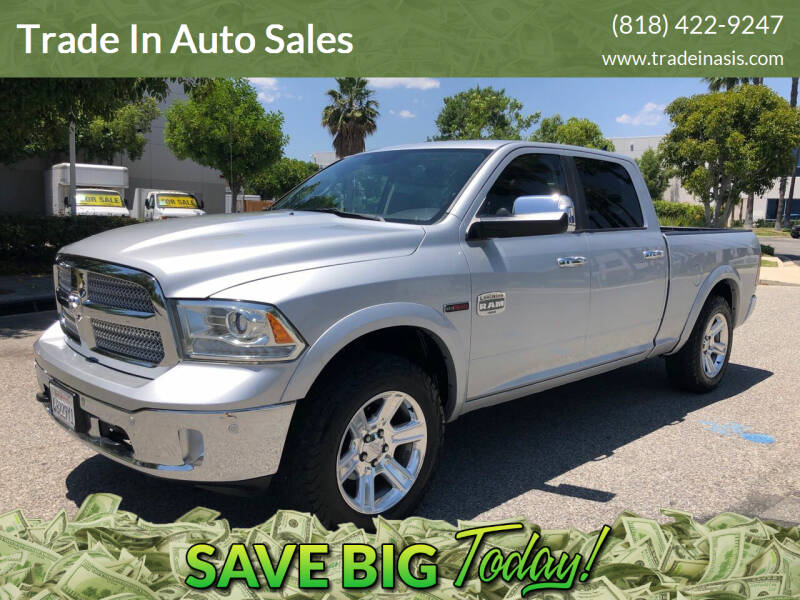 2014 RAM Ram Pickup 1500 for sale at Trade In Auto Sales in Van Nuys CA