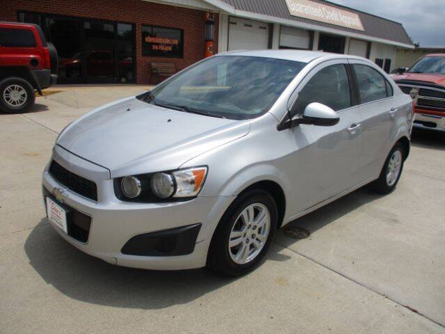 2013 Chevrolet Sonic for sale at Eden's Auto Sales in Valley Center KS