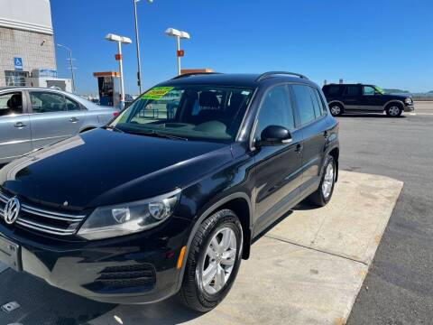 2015 Volkswagen Tiguan for sale at Quincy Shore Automotive in Quincy MA