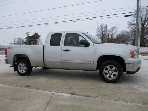 2010 GMC Sierra 1500 for sale at Crossroads Used Cars Inc. in Tremont IL