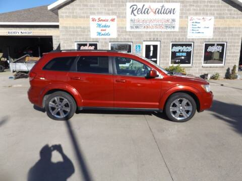 2010 Dodge Journey for sale at Relaxation Automobile Station in Moorhead MN