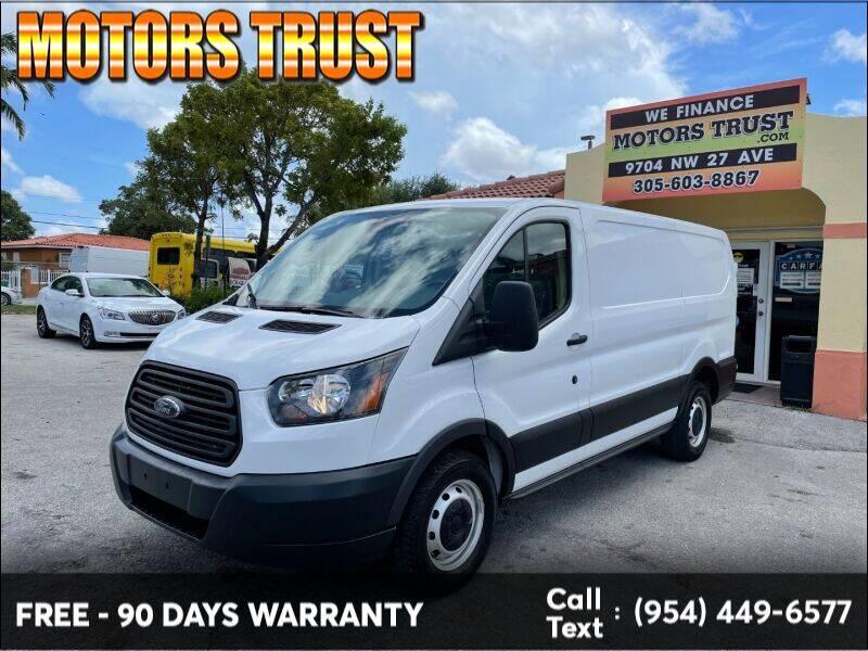 2019 Ford Transit Cargo for sale in Miami, FL