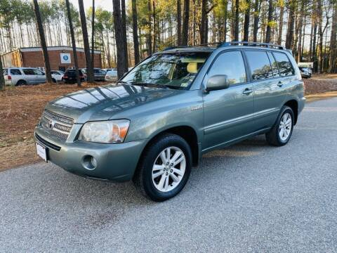 2007 Toyota Highlander Hybrid for sale at H&C Auto in Oilville VA