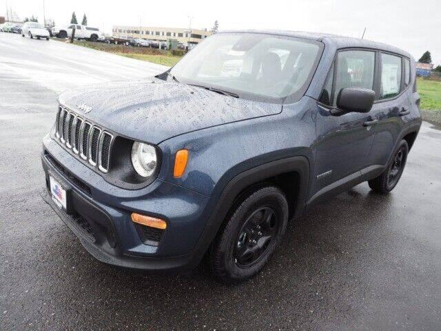2021 Jeep Renegade for sale at Karmart in Burlington WA