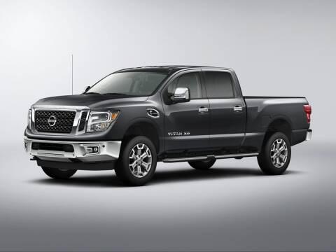 2016 Nissan Titan XD for sale at Hi-Lo Auto Sales in Frederick MD