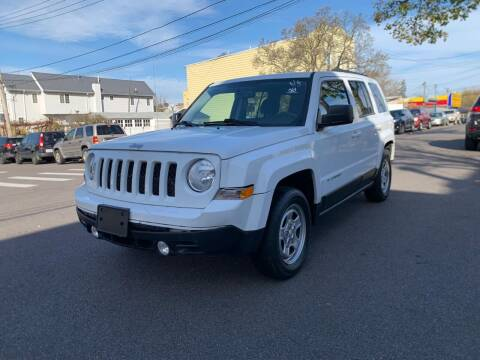 2016 Jeep Patriot for sale at Kapos Auto, Inc. in Ridgewood, Queens NY