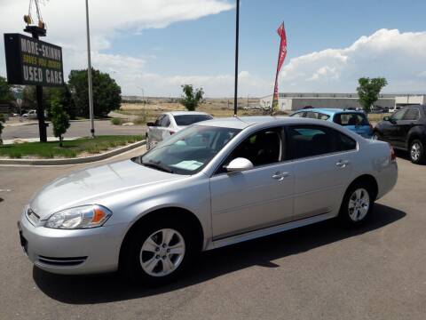 2012 Chevrolet Impala for sale at More-Skinny Used Cars in Pueblo CO