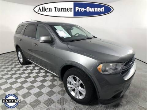 2012 Dodge Durango for sale at Allen Turner Hyundai in Pensacola FL