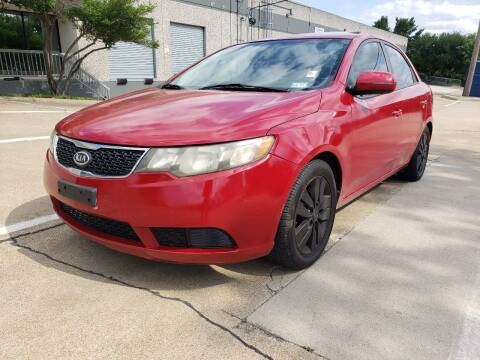 2013 Kia Forte for sale at ZNM Motors in Irving TX