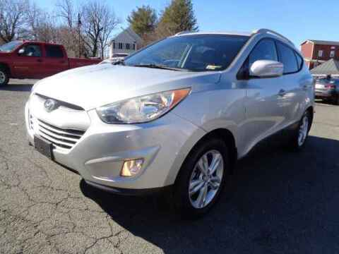 2013 Hyundai Tucson for sale at Purcellville Motors in Purcellville VA