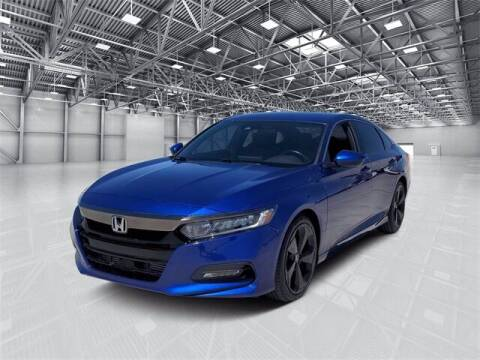 2018 Honda Accord for sale at Camelback Volkswagen Subaru in Phoenix AZ