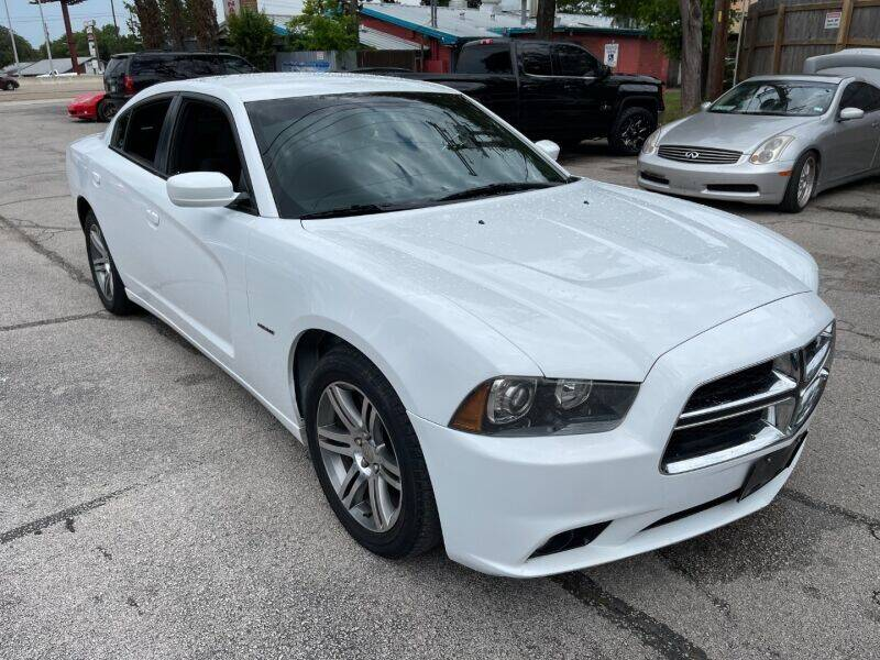 2014 Dodge Charger for sale at AWESOME CARS LLC in Austin TX