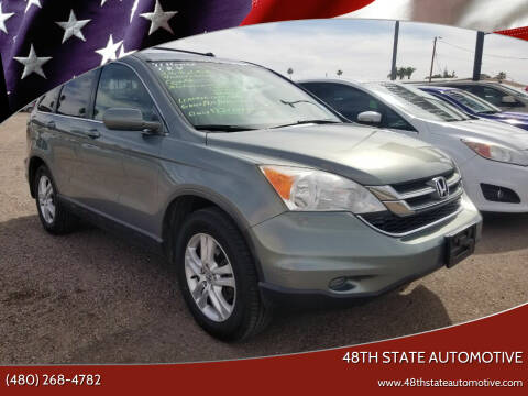 2011 Honda CR-V for sale at 48TH STATE AUTOMOTIVE in Mesa AZ