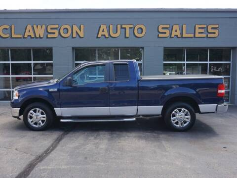 2007 Ford F-150 for sale at Clawson Auto Sales in Clawson MI