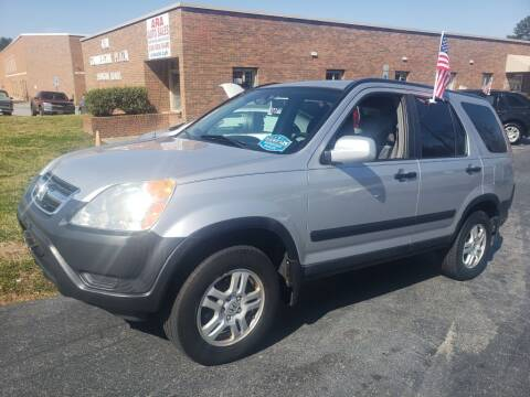 2004 Honda CR-V for sale at ARA Auto Sales in Winston-Salem NC
