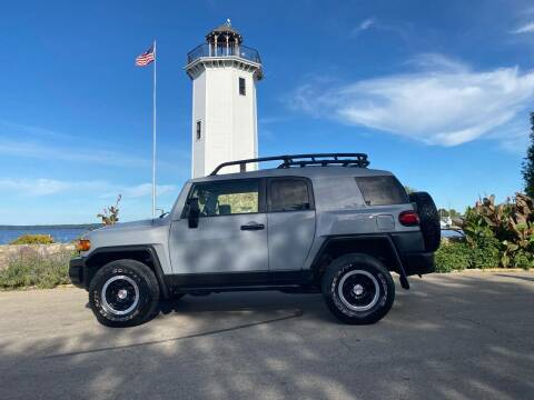 2013 Toyota FJ Cruiser for sale at Firl Auto Sales in Fond Du Lac WI