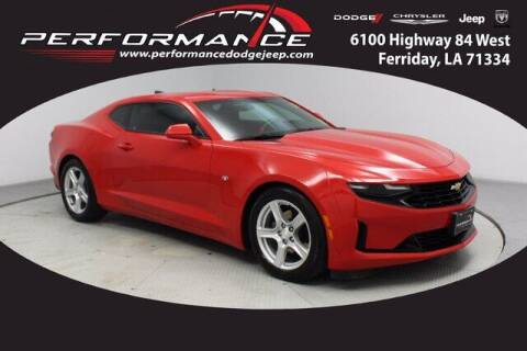 2019 Chevrolet Camaro for sale at Performance Dodge Chrysler Jeep in Ferriday LA