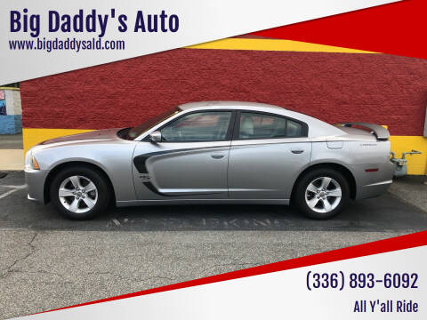 2011 Dodge Charger for sale at Big Daddy's Auto in Winston-Salem NC