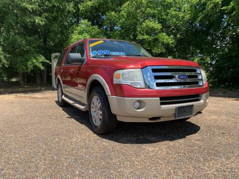 2008 Ford Expedition for sale at DRIVE ZONE AUTOS in Montgomery AL