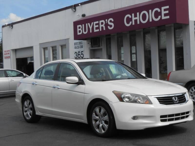 2010 Honda Accord for sale at Buyers Choice Auto Sales in Bedford OH