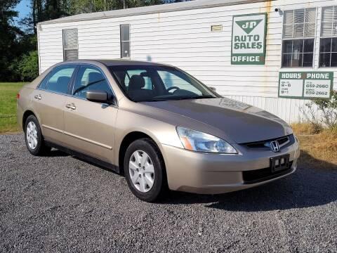2004 Honda Accord for sale at J & P Auto Sales INC in Olanta SC