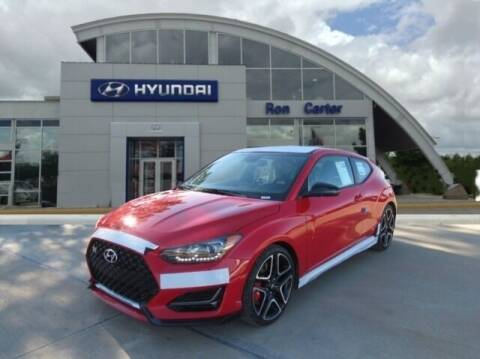 2021 Hyundai Veloster N for sale at Ron Carter  Clear Lake Used Cars in Houston TX