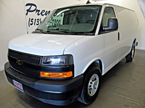 2019 Chevrolet Express Cargo for sale at Premier Automotive Group in Milford OH