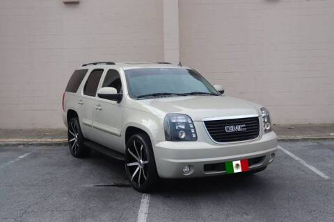 2007 GMC Yukon for sale at El Patron Trucks in Norcross GA