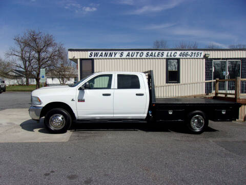 2012 RAM Ram Chassis 3500 for sale at Swanny's Auto Sales in Newton NC