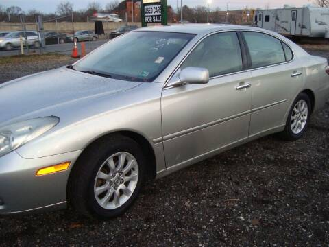 2003 Lexus ES 300 for sale at Branch Avenue Auto Auction in Clinton MD